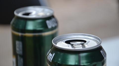 В России наметился острый дефицит алюминиевых банок для напитков