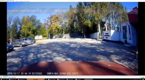 Регистратор записал момент взрыва в Керчи