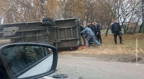 Автобус и маршрутка устроили смертельное ДТП под Москвой