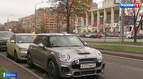 Повышать тарифы на парковку в центре Москвы пока не планируется