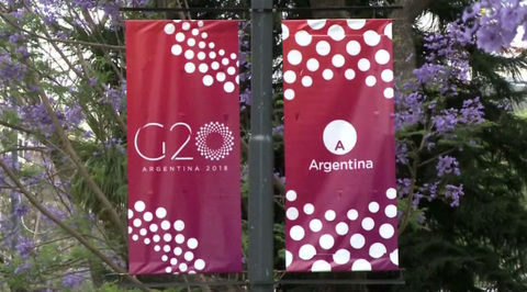 Макрона с супругой забыли встретить при прилете на саммит G20