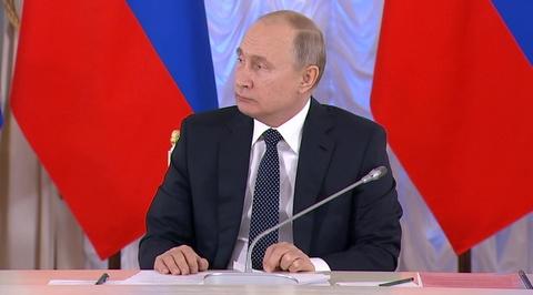 Смех и мат: предложение Путина