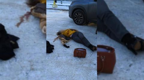 Жестокое убийство в Подмосковье попало на видео