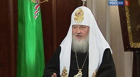 Важное интервью Патриарха