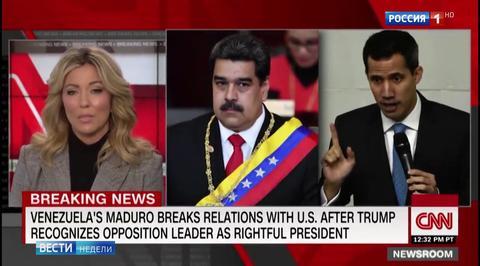Попытка свержения Мадуро: Вашингтон хочет раскачать армию