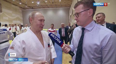 Путин рассказал, с кем опаснее всего бороться