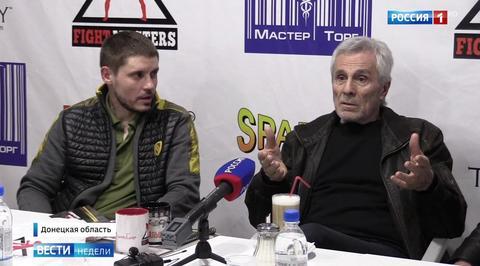 Гойко Митич ужаснулся, побывав на передовой в Донбассе
