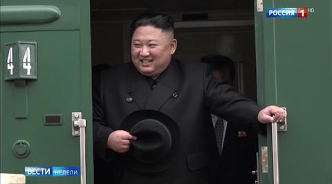 Как дед: Ким Чен Ын тоже поехал в Россию в 37