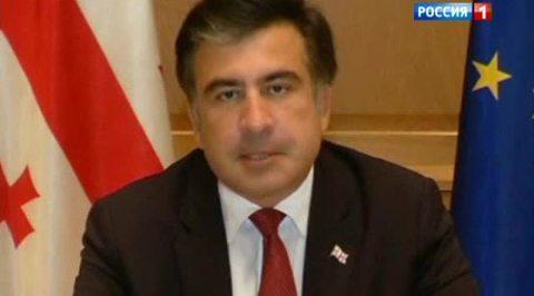 Поражение Саакашвили