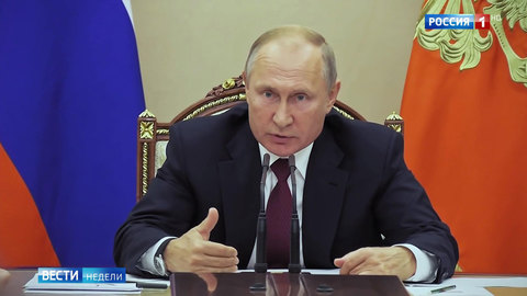 Совещание с Путиным: Мутко блеснул английским, Орешкин рассказал о доходах