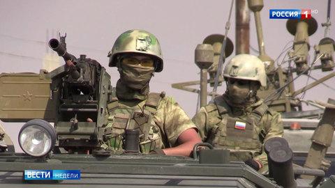 Шойгу сообщил об уникальных операциях и вооружении