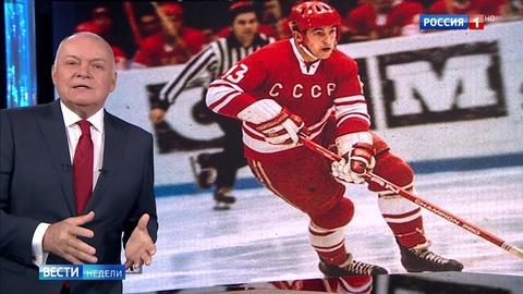 Участнику Суперсерии СССР – Канада Борису Михайлову исполнилось 75