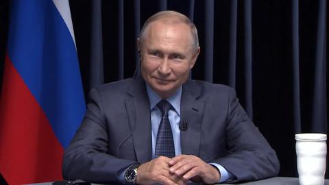 Интервью Владимира Путина арабским телеканалам. Полная версия