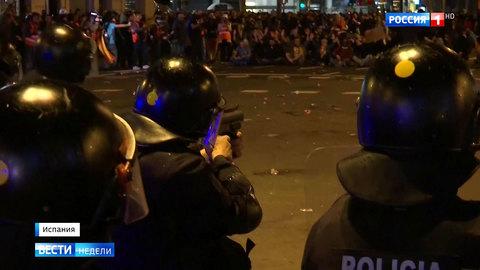 Испания: перезахоронение Франко и