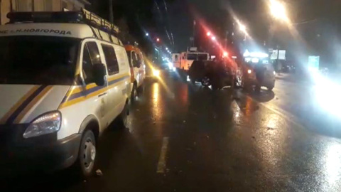 11 детей у театра сбил сын бывшего высокого чина МВД