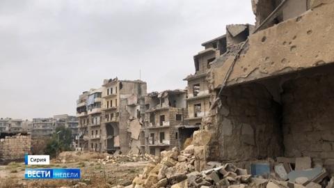 Российские военные врачи помогут жителям разрушенной Ракки