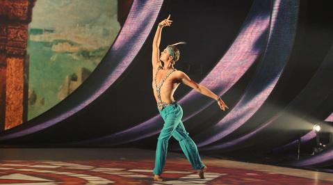 Большой балет – 2012. Sms-голосование. Второй конкурсный день