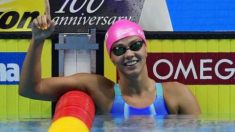Ефимова не смогла завоевать лицензию в плавании на 200 метров брассом