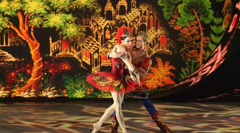 Большой балет – 2012. Sms-голосование. Третий конкурсный день