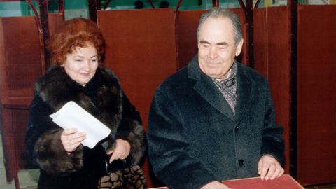 Скончалась жена Минтимера Шаймиева