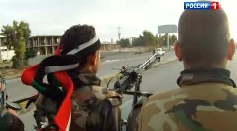Эпицентр сирийской войны