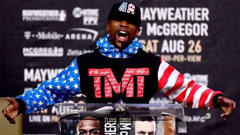 Флойд Мэйвезер назвал лучшего боксера среди всех весовых категорий