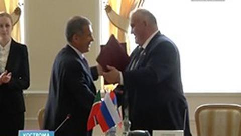 Врачи Татарстана и Костромской области налаживают обмен опытом