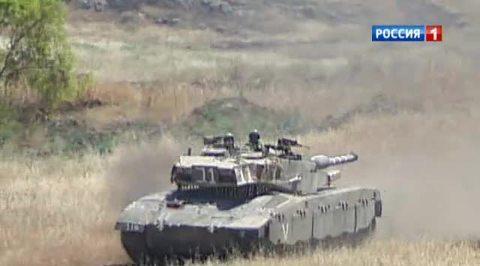 Израиль отгораживается от Сирии стеной