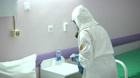 Оперштаб уточнил данные по заболевшим в России