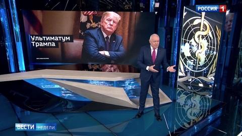 Ультиматум ВОЗ: как Трамп прячет свой крах в борьбе с COVID, обвиняя других