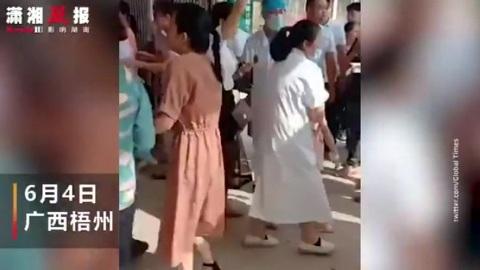 Нападение на начальную школу в Китае: 40 человек ранены