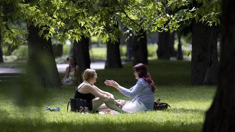 Синоптики: 13 июня – самый теплый день с начала лета