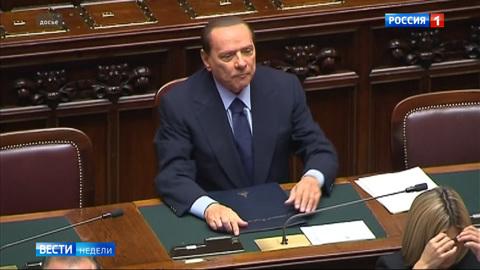 С Сильвио Берлускони разобрались по указке сверху