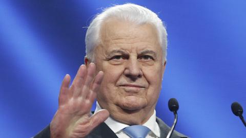 Кравчук хочет съездить в Крым