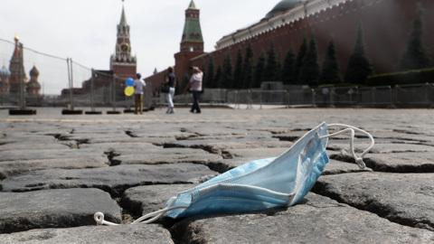 В России коронавирус унес жизни более 24 тысяч человек