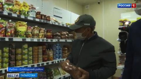 """Минниханов купил в """"магазине без продавца"""" свежеиспеченный хлеб"""