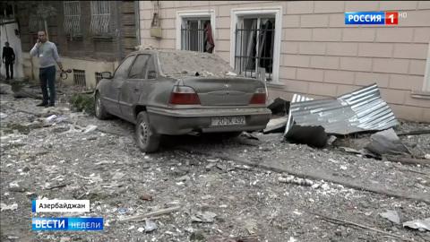 Конфликт в Нагорном Карабахе: жертв среди азербайджанского мирного населения все больше