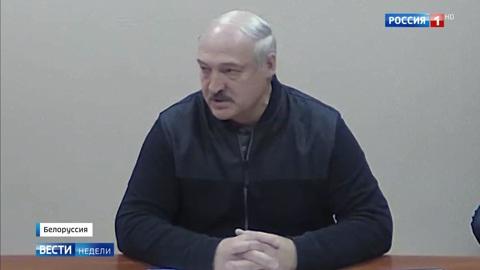 Лукашенко пришел в СИЗО к оппозиционерам, чтобы обсудить перемены в Конституции