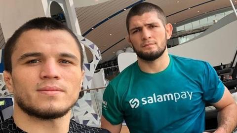 Брат Хабиба Нурмагомедова госпитализирован в Дубае накануне дебюта в UFC