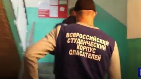 Алтайские студенты-спасатели присоединились к всероссийской акции #МыВместе
