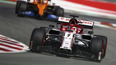 Формула-1. Alfa Romeo определится с составом до конца октября