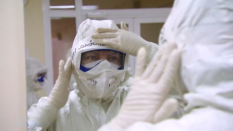 Россия переживает самые сложные дни за всю пандемию