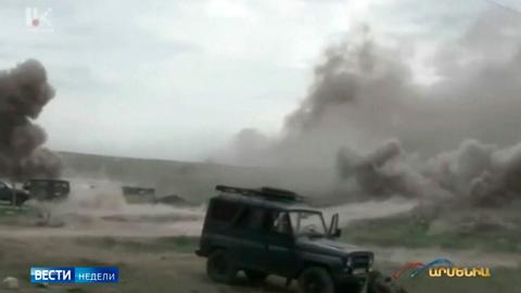 Баку и Ереван угрожают прямыми столкновениями