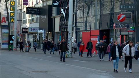 Австрия продлевает жесткий карантин