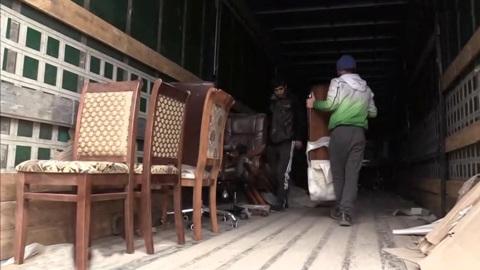 В Нагорный Карабах возвращаются беженцы