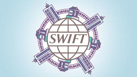 """ЕП принял резолюцию по РФ с призывом отключить ее от SWIFT в случае """"вторжения на Украину"""""""