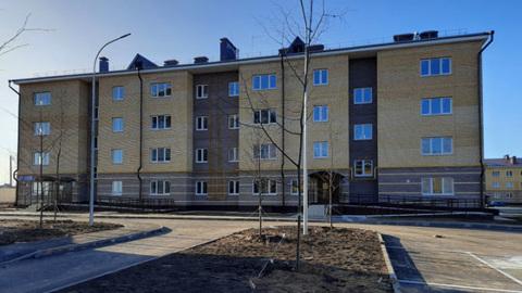 В Татарстане более 40 семей обманутых дольщиков дождались своего жилья