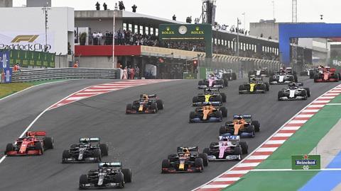 Формула-1. Календарь серии будет расширен до 24 гонок за сезон