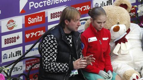 Максим Ковтун: Плющенко допустил ошибку во время чемпионата мира