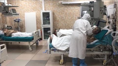 В России опять новый максимум смертей с начала пандемии